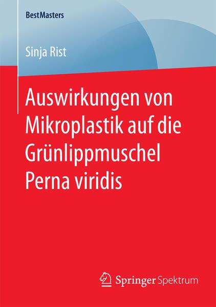 Auswirkungen von Mikroplastik auf die Grünlippmuschel Perna viridis - Coverbild