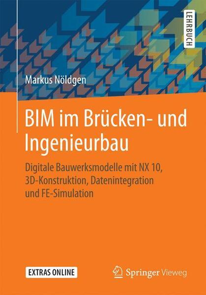 BIM im Brücken- und Ingenieurbau - Coverbild