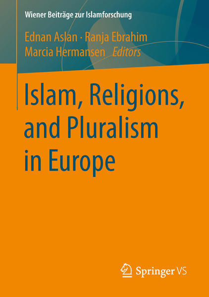 Islam, Religions, and Pluralism in Europe - Coverbild