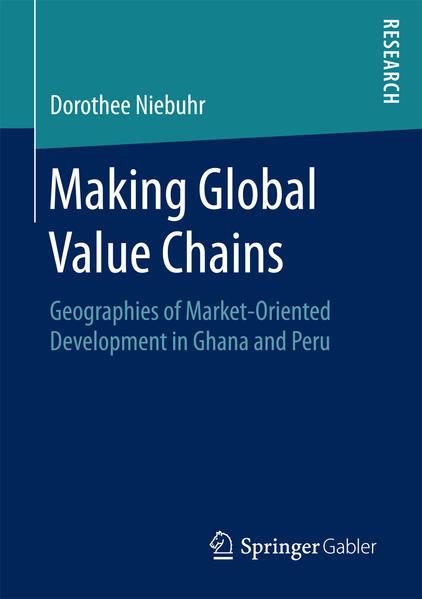 Making Global Value Chains - Coverbild
