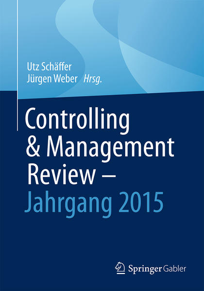 Controlling & Management Review - Jahrgang 2015 - Coverbild