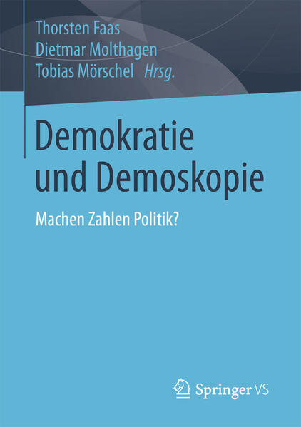 Demokratie und Demoskopie - Coverbild
