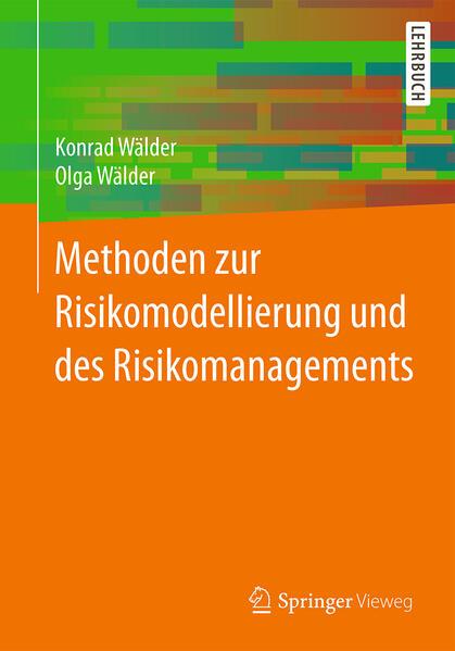 Methoden zur Risikomodellierung und des Risikomanagements - Coverbild
