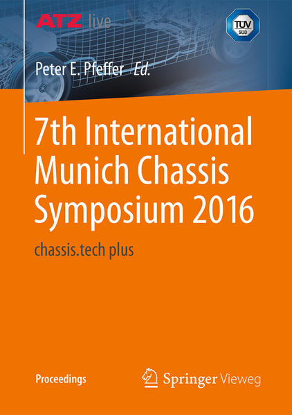 7th International Munich Chassis Symposium 2016 - Coverbild