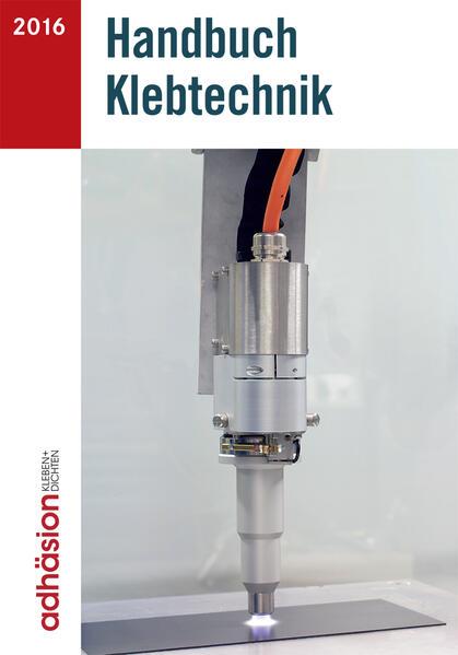 Handbuch Klebtechnik 2016 - Coverbild