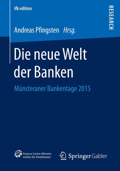 Die neue Welt der Banken - Coverbild