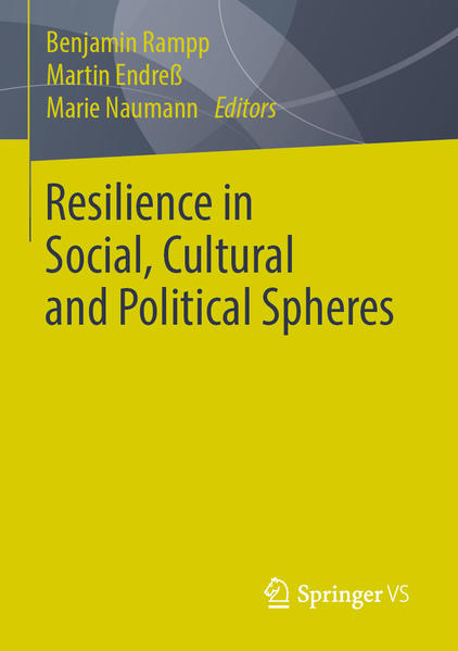 Resilience in Social, Political and Cultural Spheres - Coverbild