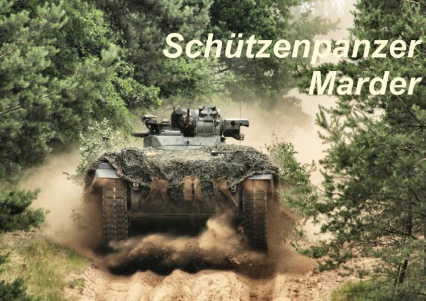 Schützenpanzer Marder (Posterbuch DIN A2 quer) - Coverbild