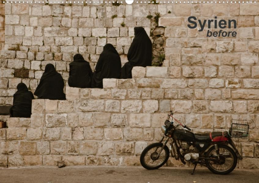Syrien  (Posterbuch DIN A2 quer) - Coverbild