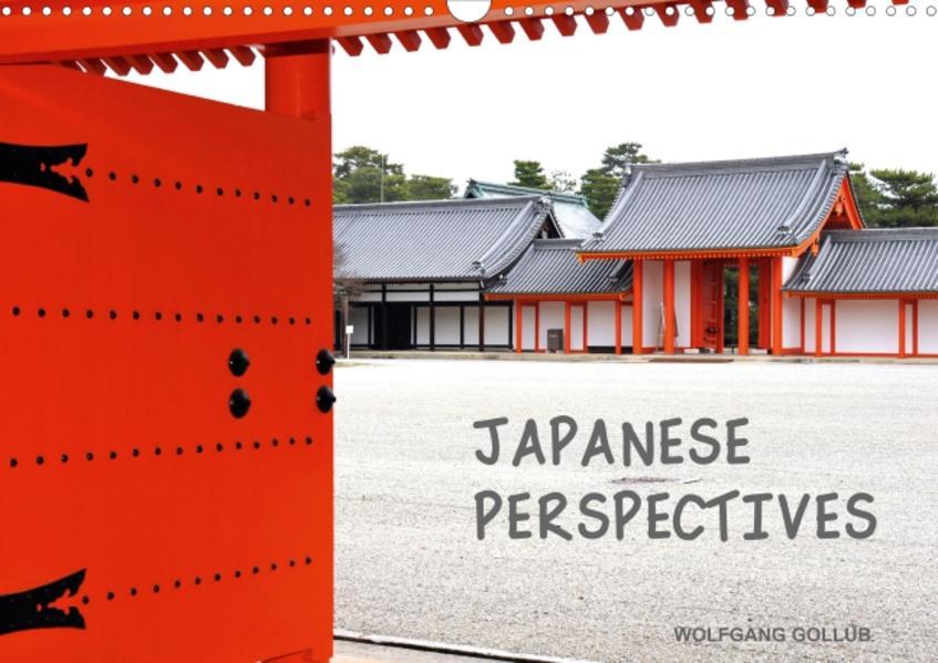 Japanese Perspectives (Poster Book DIN A3 Landscape) - Coverbild