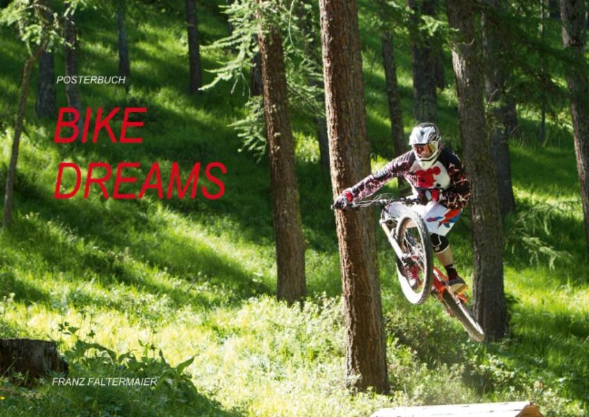 Posterbuch, Bike Dreams (Posterbuch DIN A2 quer) - Coverbild