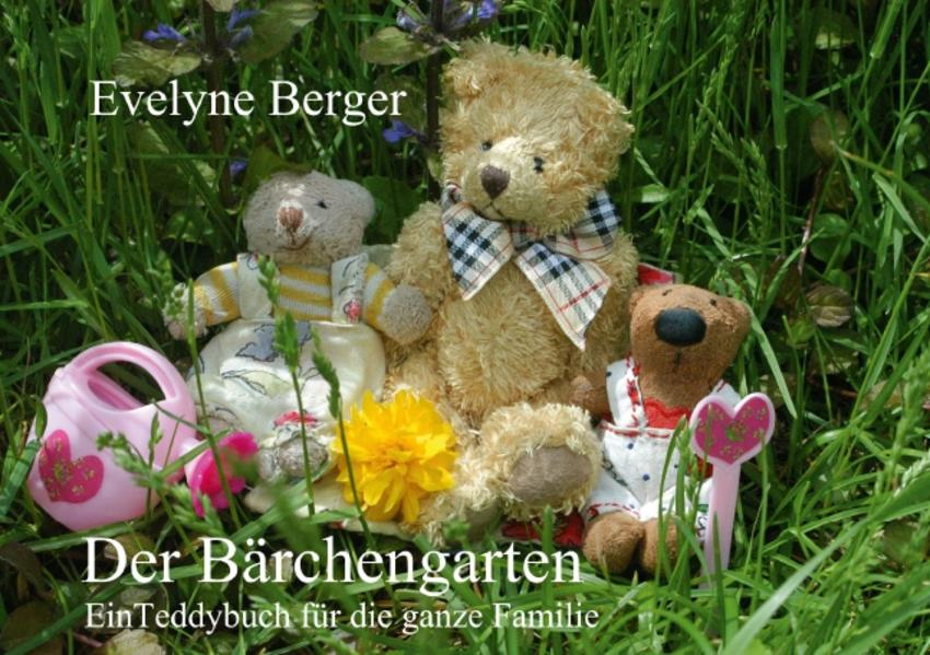 Der Bärchengarten (Tischaufsteller DIN A5 quer) - Coverbild