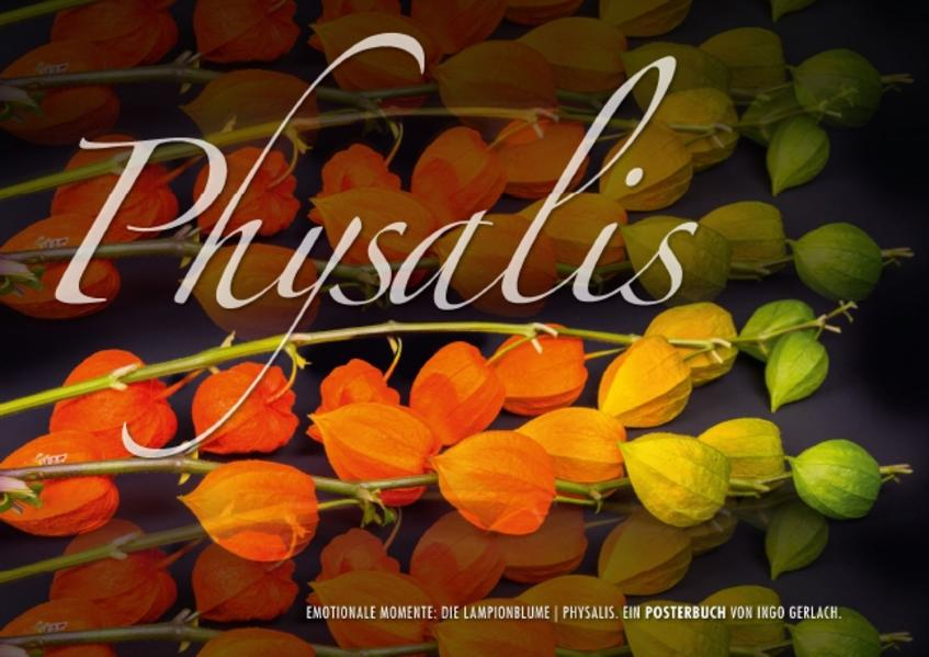 Emotionale Momente: Physalis. (Posterbuch DIN A3 quer) - Coverbild