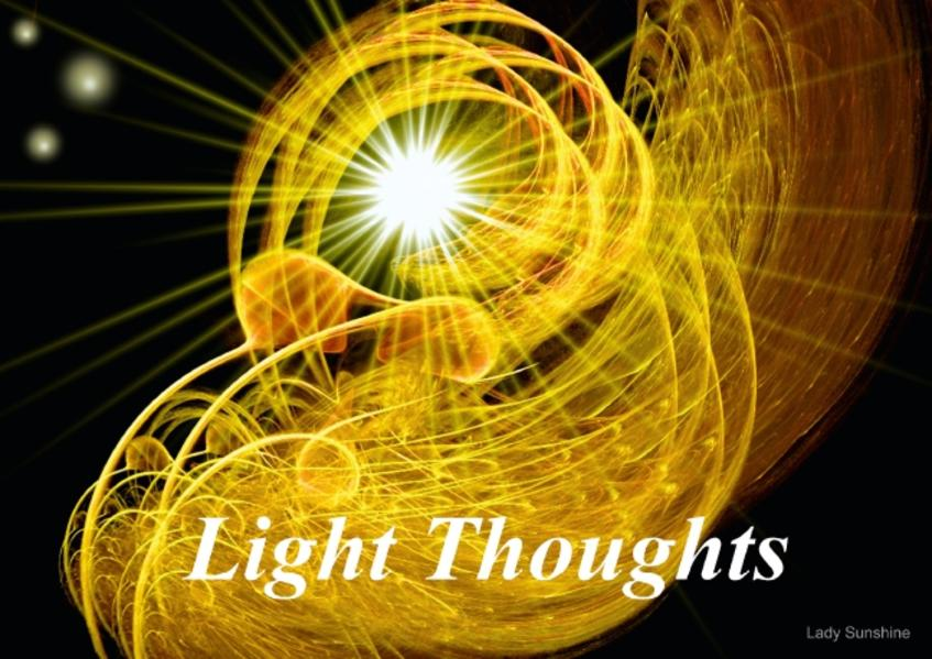 Light Thoughts (Poster Book DIN A3 Landscape) - Coverbild
