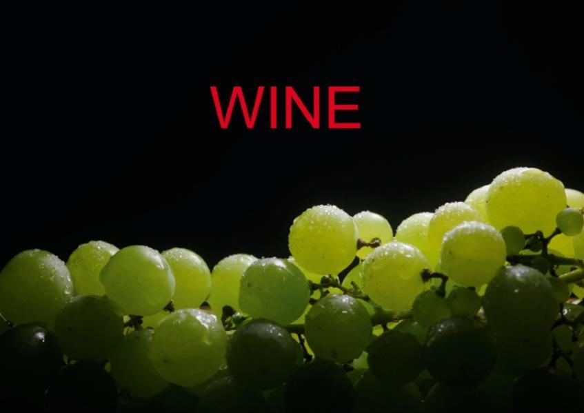 Wine / UK-Version (Poster Book DIN A3 Landscape) - Coverbild