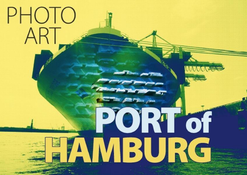 Photo-Art / Port of Hamburg (Poster Book DIN A3 Landscape) - Coverbild