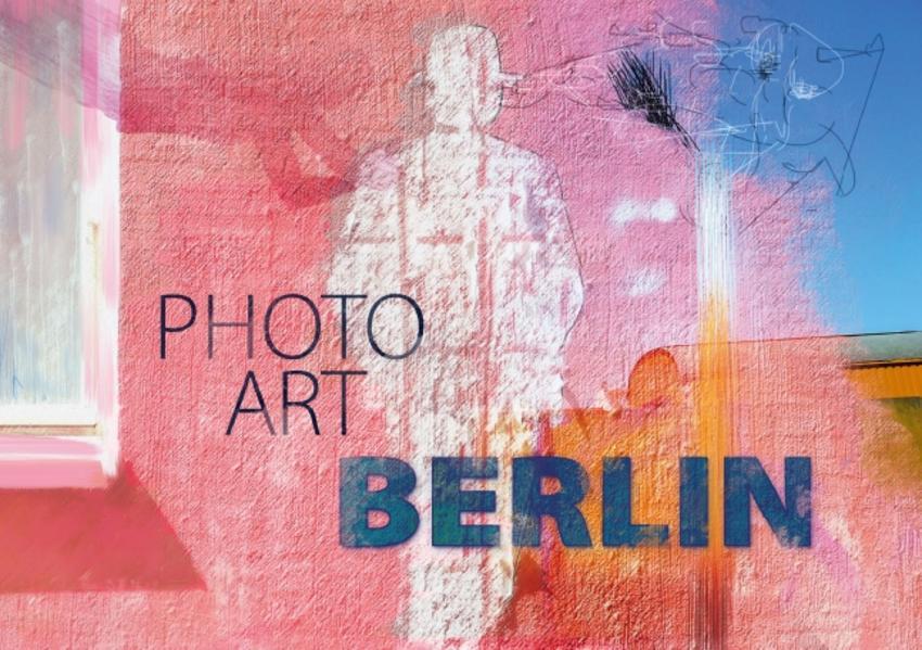 Photo-Art / Berlin (Stand-Up Mini Poster  DIN A5 Landscape) - Coverbild