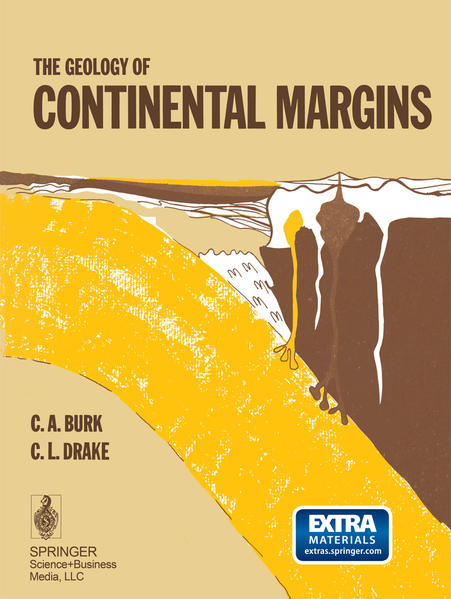 The Geology of Continental Margins - Coverbild