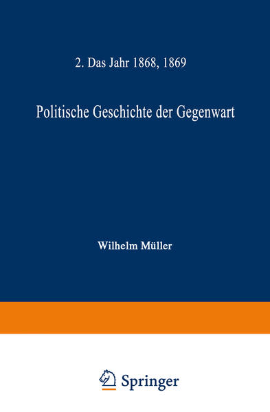 Politische Geschichte der Gegenwart - Coverbild