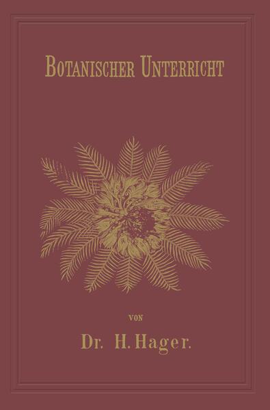 Botanischer Unterricht in 150 Lectionen - Coverbild