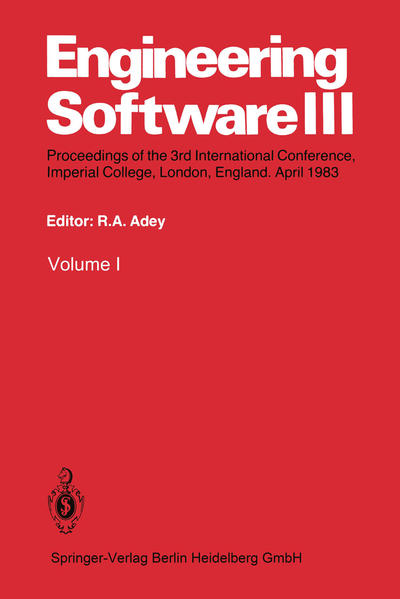 Engineering Software III - Coverbild