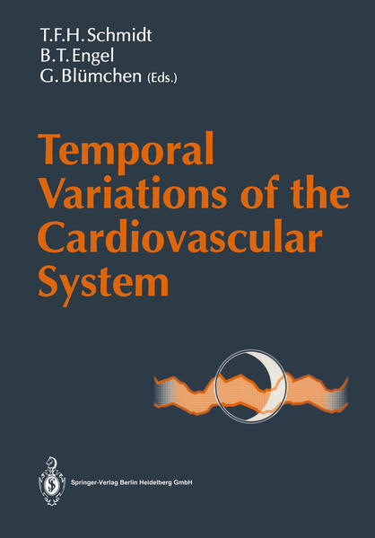 Temporal Variations of the Cardiovascular System - Coverbild