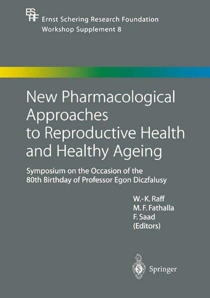 New Pharmacological Approaches to Reproductive Health and Healthy Ageing - Coverbild