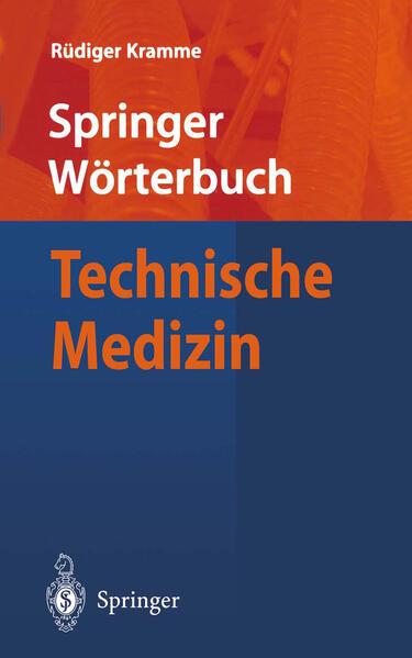Wörterbuch Technische Medizin - Coverbild