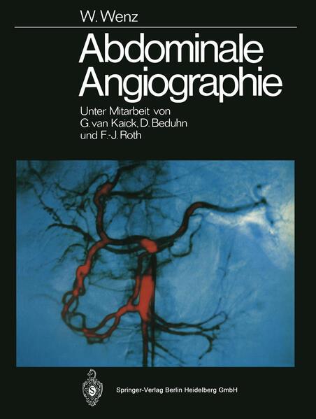 Abdominale Angiographie - Coverbild