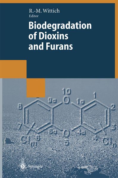 Biodegradation of Dioxins and Furans - Coverbild