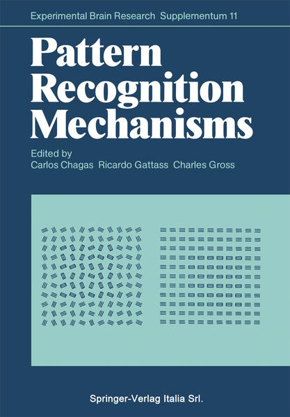 Pattern Recognition Mechanisms - Coverbild