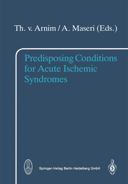 Predisposing Conditions for Acute Ischemic Syndromes - Coverbild