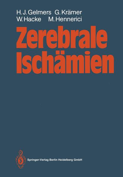 Zerebrale Ischämien - Coverbild