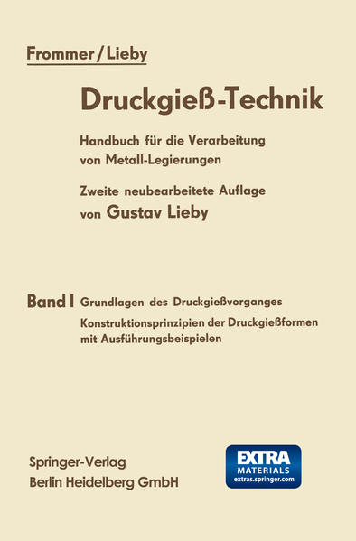 Druckgieß-Technik - Coverbild