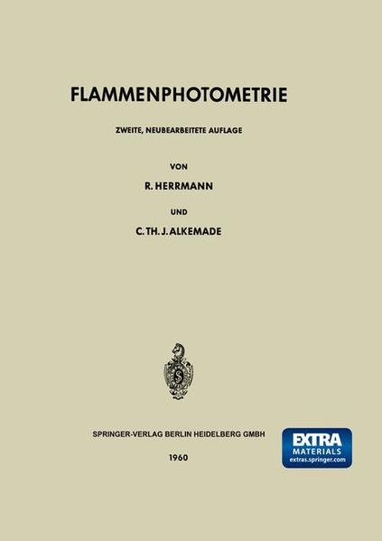 Flammenphotometrie - Coverbild