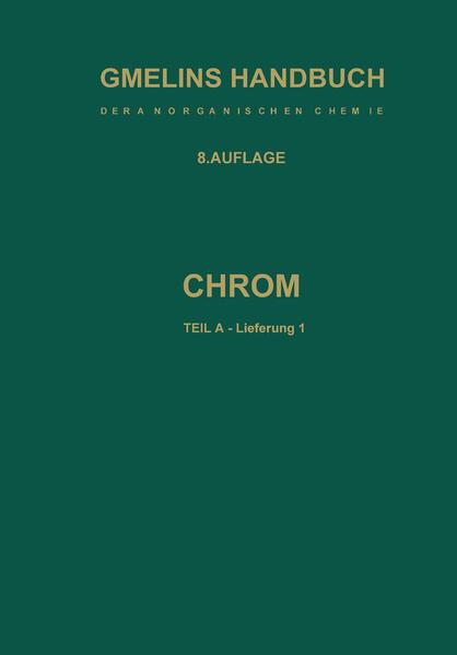 Chrom - Coverbild