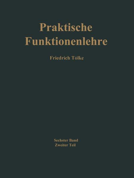 Praktische Funktionenlehre - Coverbild