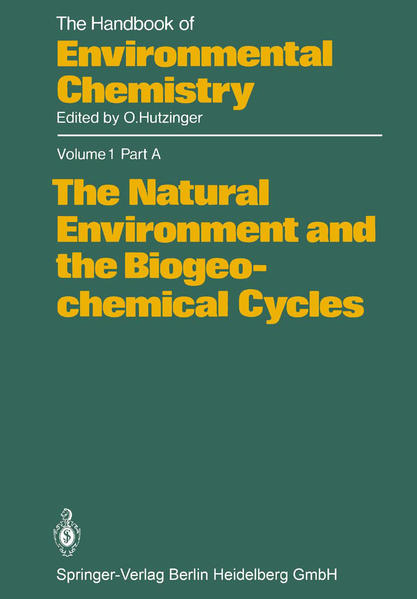 The Natural Environment and the Biogeochemical Cycles - Coverbild