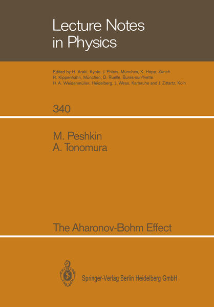 The Aharonov-Bohm Effect - Coverbild
