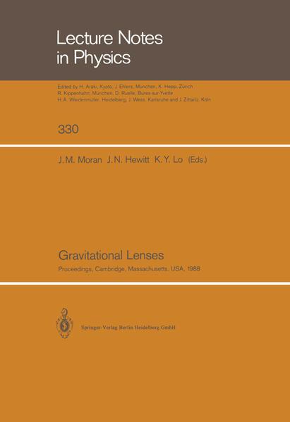 Gravitational Lenses - Coverbild