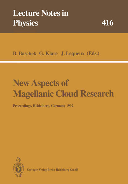 New Aspects of Magellanic Cloud Research - Coverbild