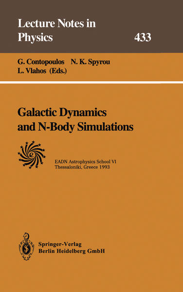 Galactic Dynamics and N-Body Simulations - Coverbild