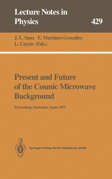 Present and Future of the Cosmic Microwave Background - Coverbild