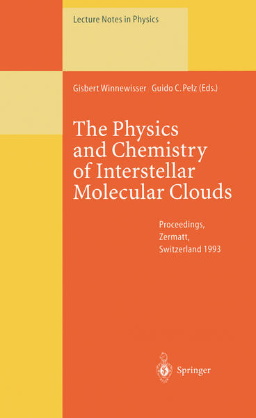 The Physics and Chemistry of Interstellar Molecular Clouds - Coverbild