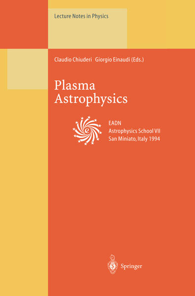 Plasma Astrophysics - Coverbild