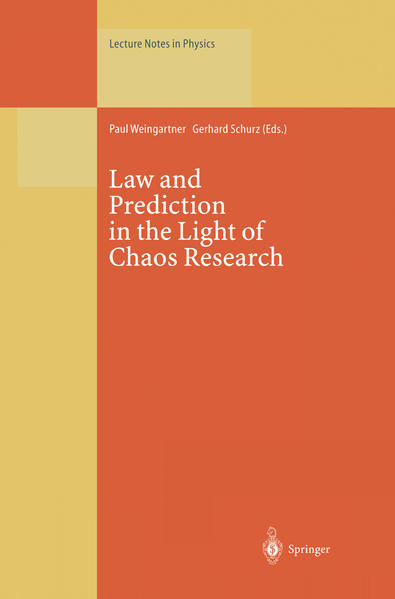 Law and Prediction in the Light of Chaos Research - Coverbild