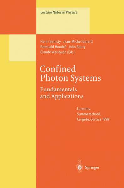 Confined Photon Systems - Coverbild