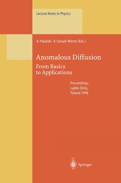Anomalous Diffusion - Coverbild
