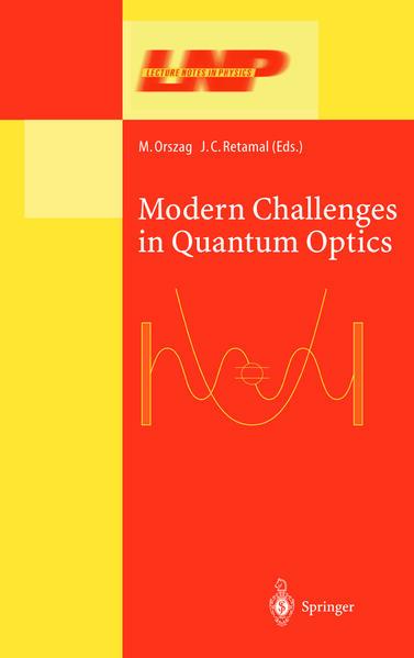 Modern Challenges in Quantum Optics - Coverbild