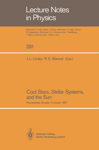 Cool Stars, Stellar Systems, and the Sun - Coverbild